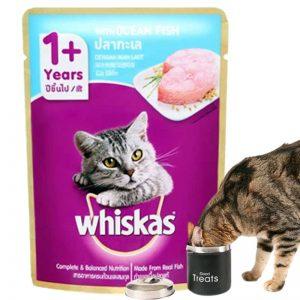 Pate Cho Mèo Lớn Whiskas 1+