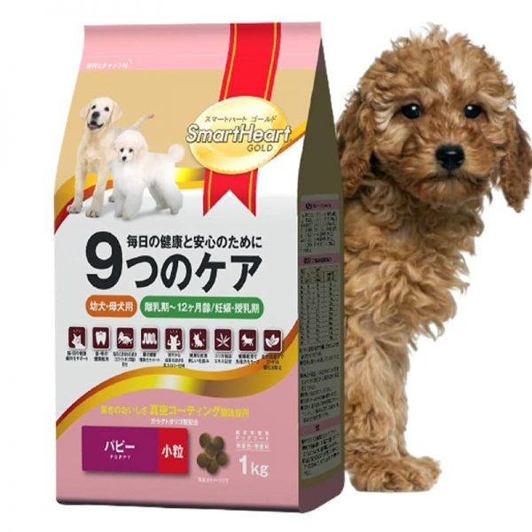 Thức Ăn Cho Chó Con SmartHeart Gold Puppy