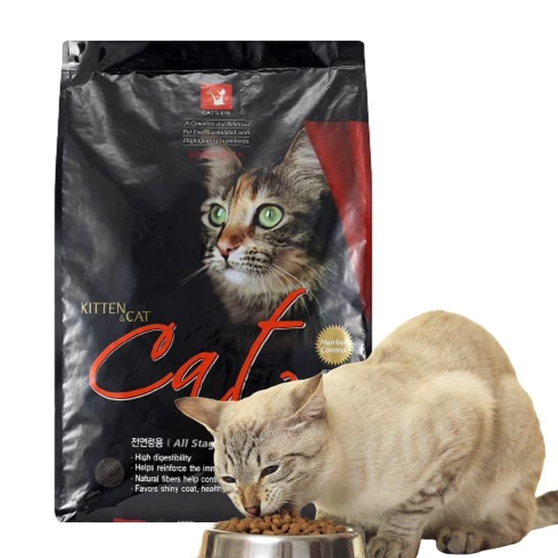 Thức ăn cho mèo cateye