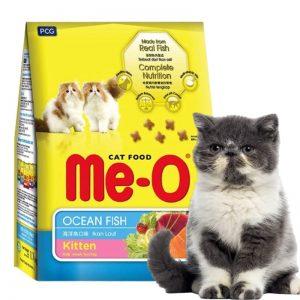 Thức ăn cho mèo con Me-O Kitten ( 2-12 tháng tuổi )