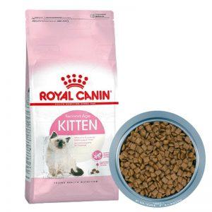 Thức ăn cho mèo Royal Canin Kitten (dành cho mèo dưới 12 tháng tuổi )