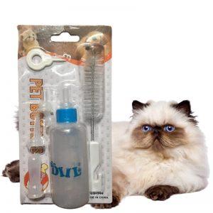 Bộ bình sữa cho chó mèo con