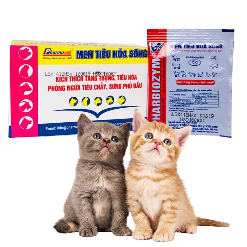 Men tiêu hóa Pharbiozym cho chó mèo và thú cưng
