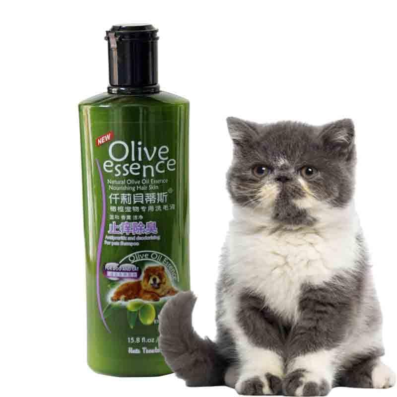 Sữa tắm Olive cho chó mèo