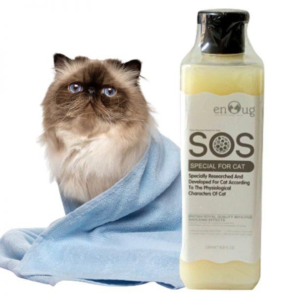 Sữa tắm SOS cho chó mèo