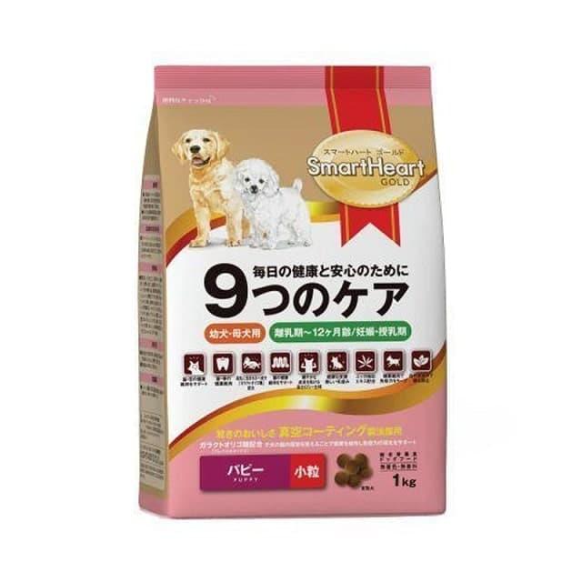 Thức ăn bổ sung canxi cho cún con nhỏ dưới 1 tuổi
