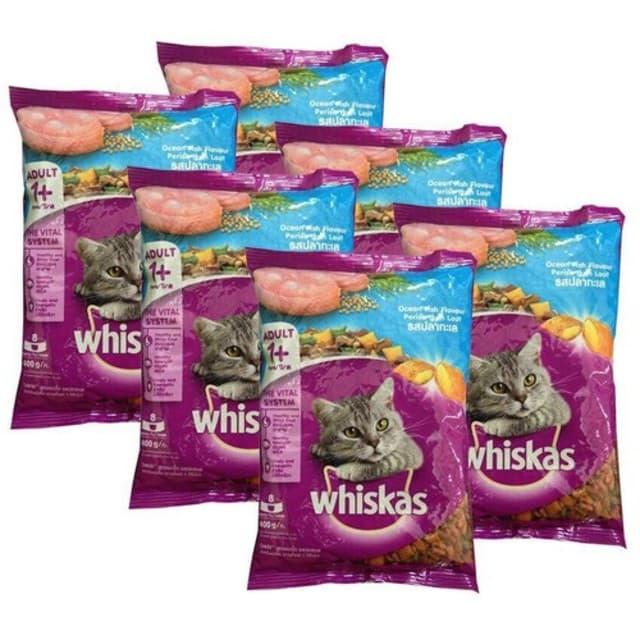 Thức ăn cho mèo whiskas được sản xuất dựa theo dây chuyền công nghệ hiện đại đem đến sản phẩm chất lượng phục vụ cho các boss