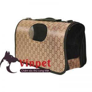 Túi vận chuyển chó mèo rẻ, đẹp, bền, chắc chăn