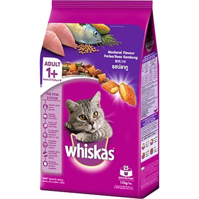 Whiskas được sản xuất tại Mỹ và có hơn 83 năm hình thành phát triển rộng khắp thế giới