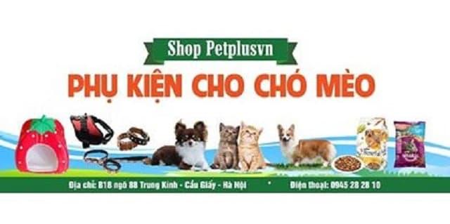 Hệ thống cửa hàng Petplusvn