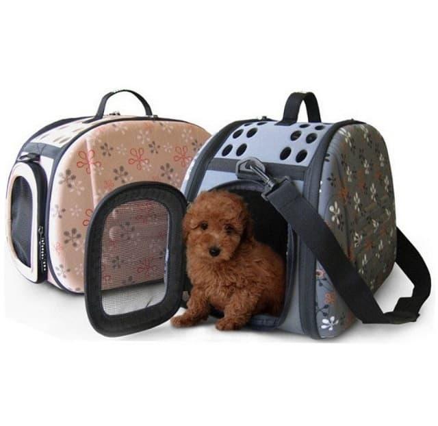 Túi vận chuyển chó mèo giúp bạn tránh những rắc rối không mong muốn